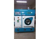 二手深圳中施全封闭全自动干洗机